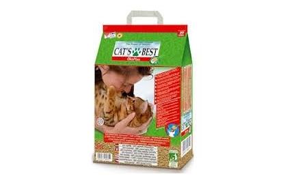 Cat's Bests Original Areia para gato ecológica