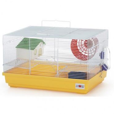 Moly - Gaiola p/Hamster c/1ºPiso 47x30x27cm