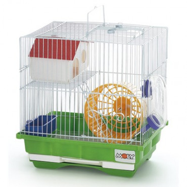 Moly - Gaiola Hamster nº2