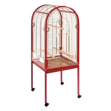Copele - Jaula Pequena Curva Papagaio 54x54x150 Cm