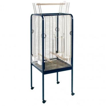 Copele - Jaula Pequena Recta Papagaio 54x54x150 Cm