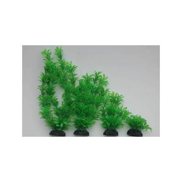 Planta Plástica 30cm Verde em Blister