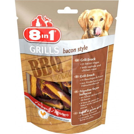 8in1 Grills Bacon Style