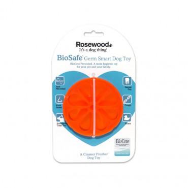 Brinquedo Rosewood Biosafe (Anti-bactérias) - Laranja