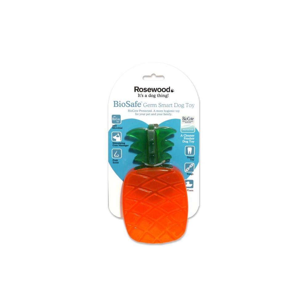 Brinquedo Rosewood Biosafe (Anti-bactérias) - Banana