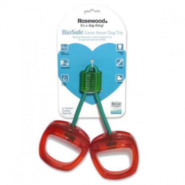 Brinquedo Rosewood Biosafe (Anti-bactérias) - Cerejas