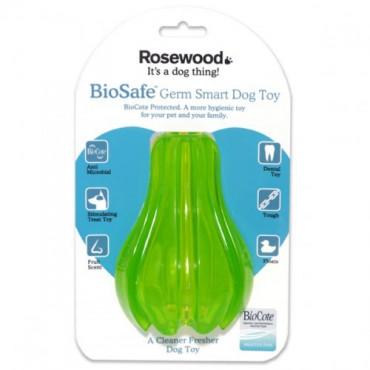 Brinquedo Rosewood Biosafe (Anti-bactérias) - Pêra