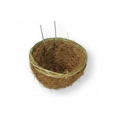 Ninho Canário em Bamboo e Fibra de Coco