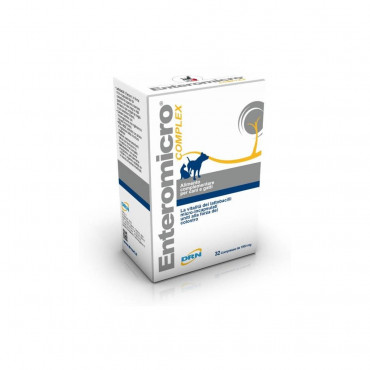 Enteromicro Complex 32 Comprimidos