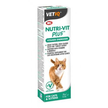Nutri-Vit Plus p/ Gatos (VetIQ) 70gr