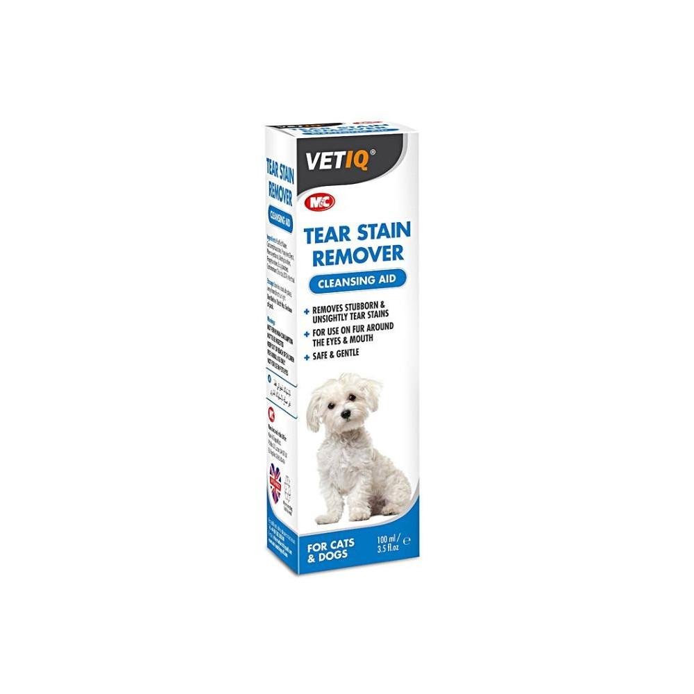 Tear Stain Remover (VetIQ) 100ml