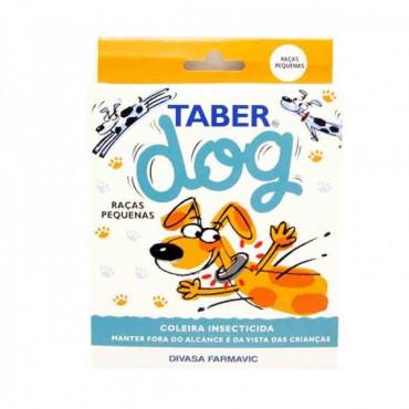 Taberdog - Coleira Antiparasitária 33 cm