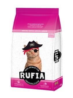 Rufia - Gato Adulto 10Kg