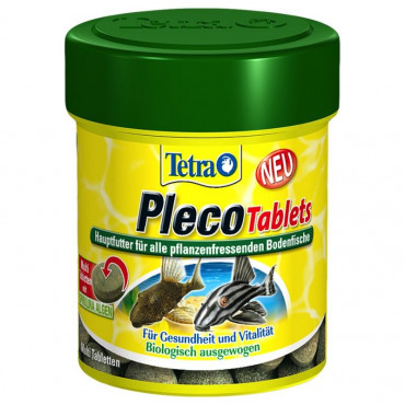 Tetra - Pleco Tablets (120 Pastilhas)
