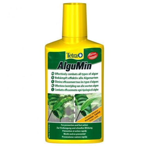 Tetra - AlguMin 100 ml (Prevenção da Formação/Acumulação de Algas)