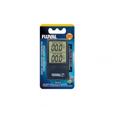 Fluval - Termómetro Digital 2 em 1