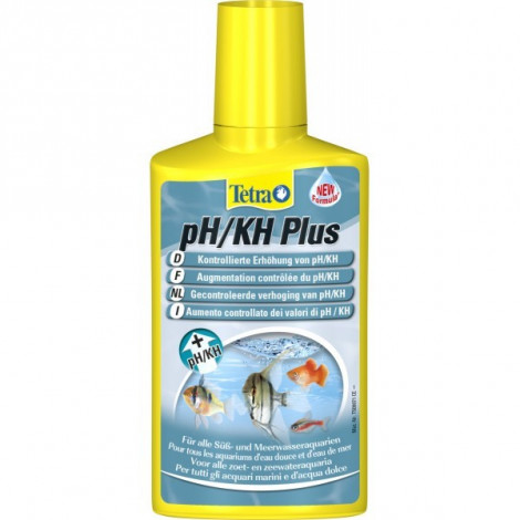 Tetra - pH/KH Plus 250 ml (Aumentador de pH e KH)