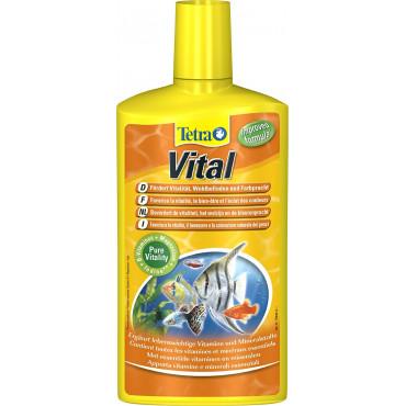 Tetra - Vital 100 ml (Vitalidade e Bem-Estar dos Peixes)