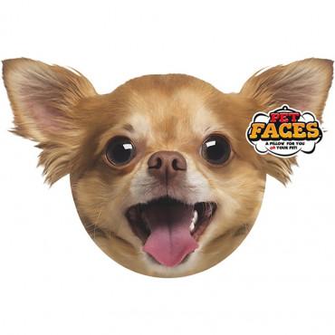 Almofada Pet Faces - Chihuahua