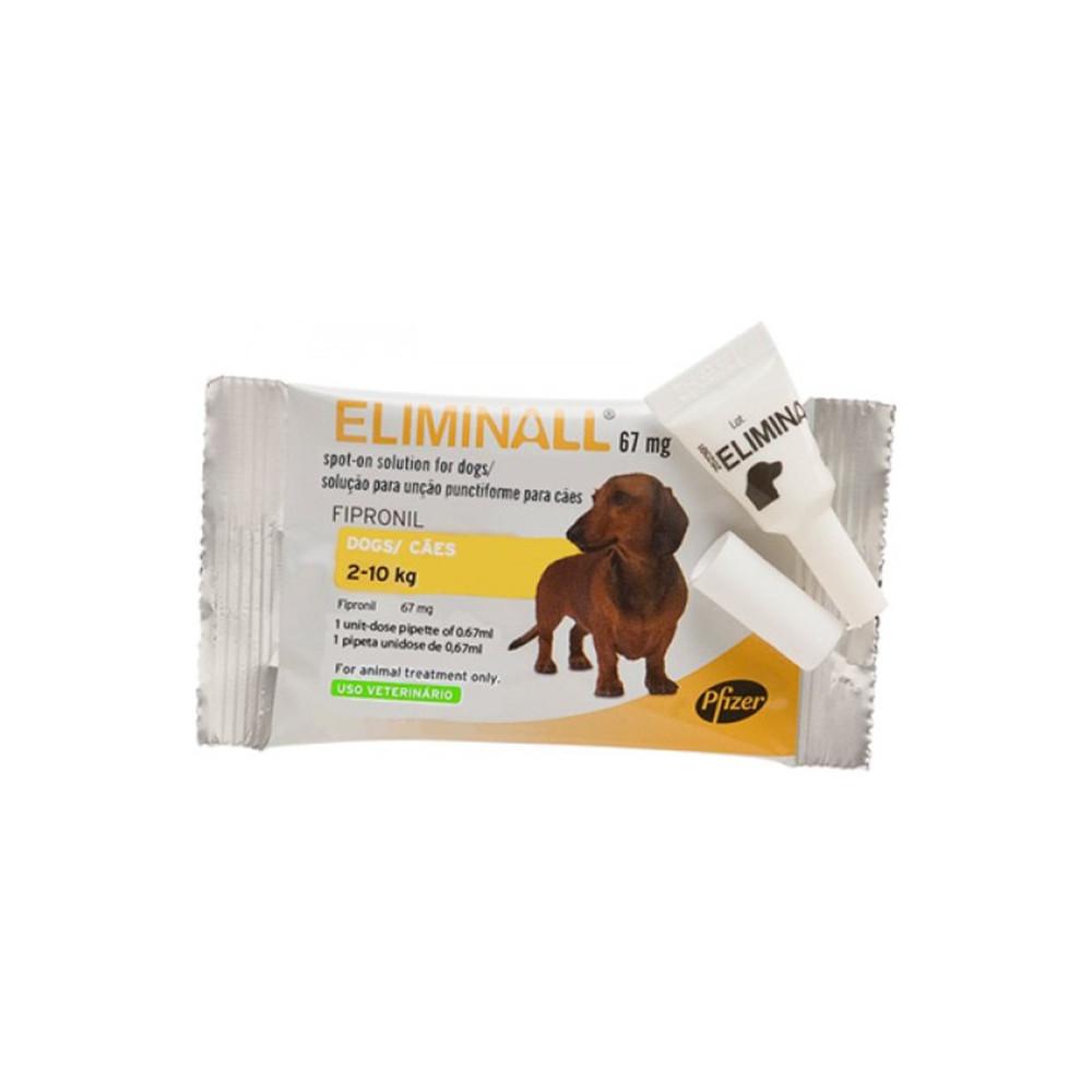 Eliminal Cão 2-10Kg
