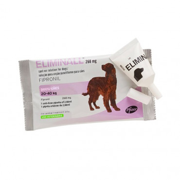 Eliminall cão 20-40Kg