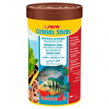 Sera - Cichlids Sticks 250ml