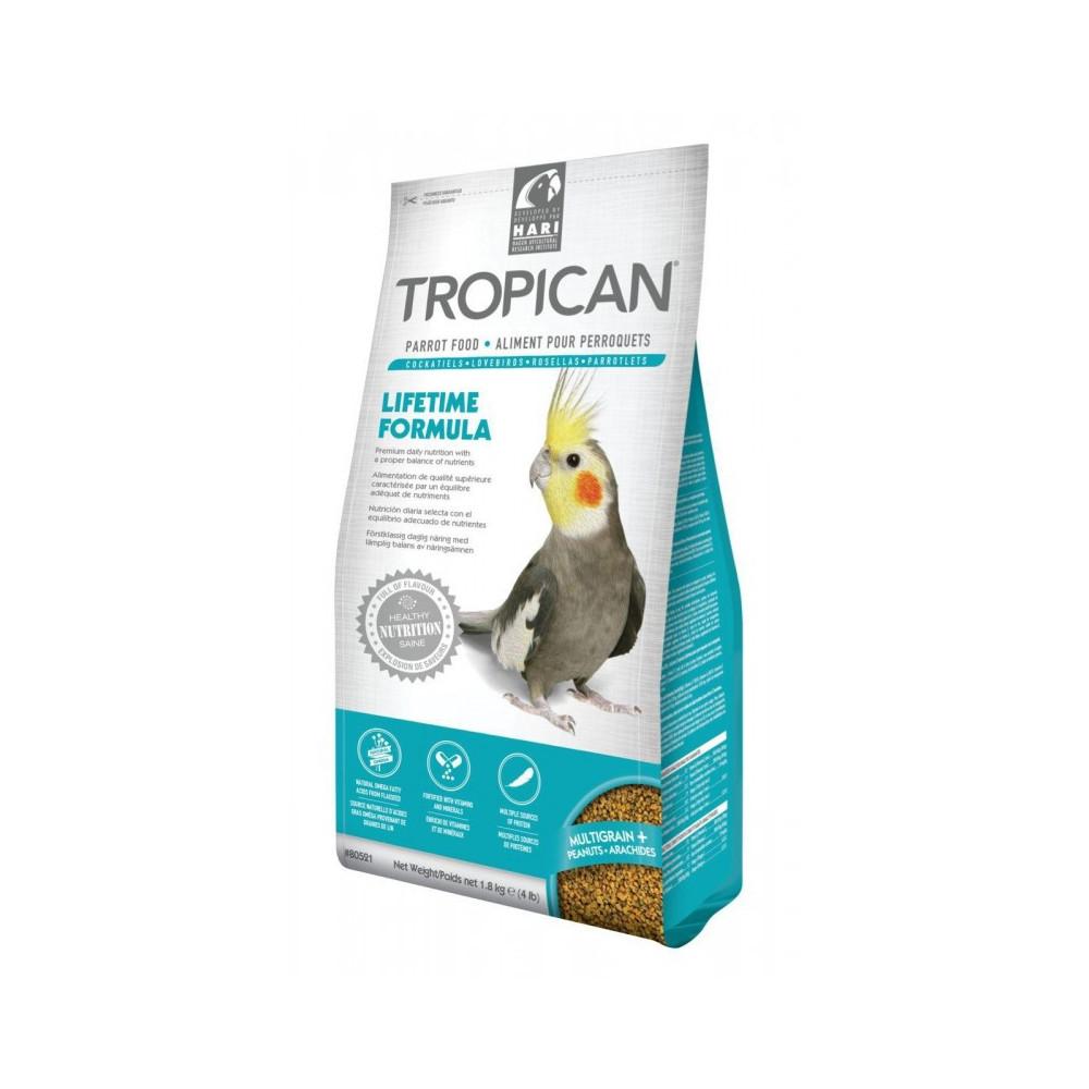 Tropican - Grandes Periquitos 820gr