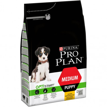 Pro Plan - Medium Puppy 3Kg