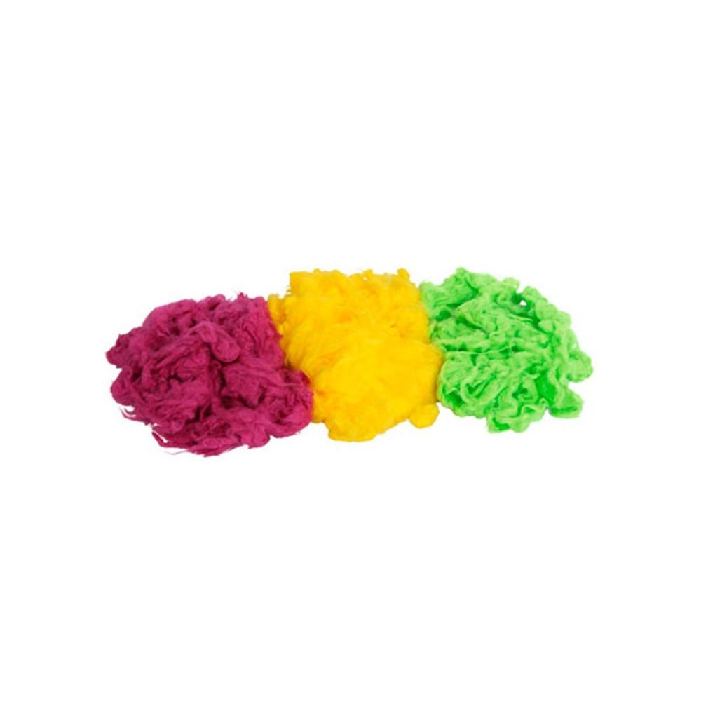 Algodão Colorido p/ Hamster