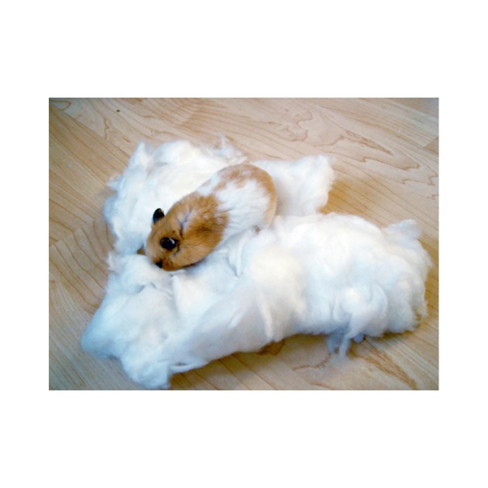 Algodão Branco p/ Hamster