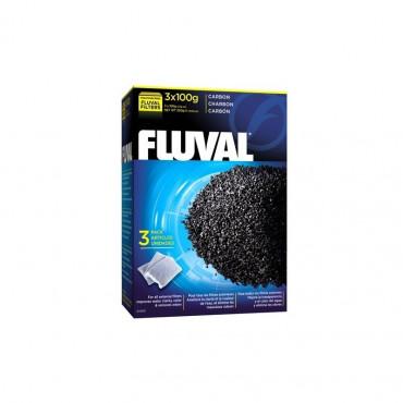 Fluval Carvão Activado 3x100gr