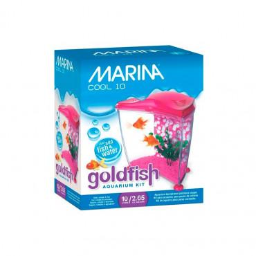 Marina - Cool Goldfish Rosa 10L