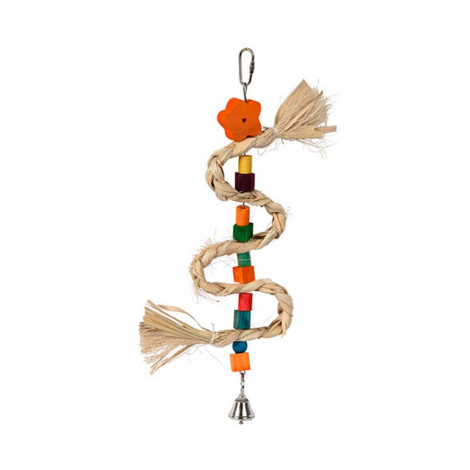 Brinquedo Natural Pássaro 36cm