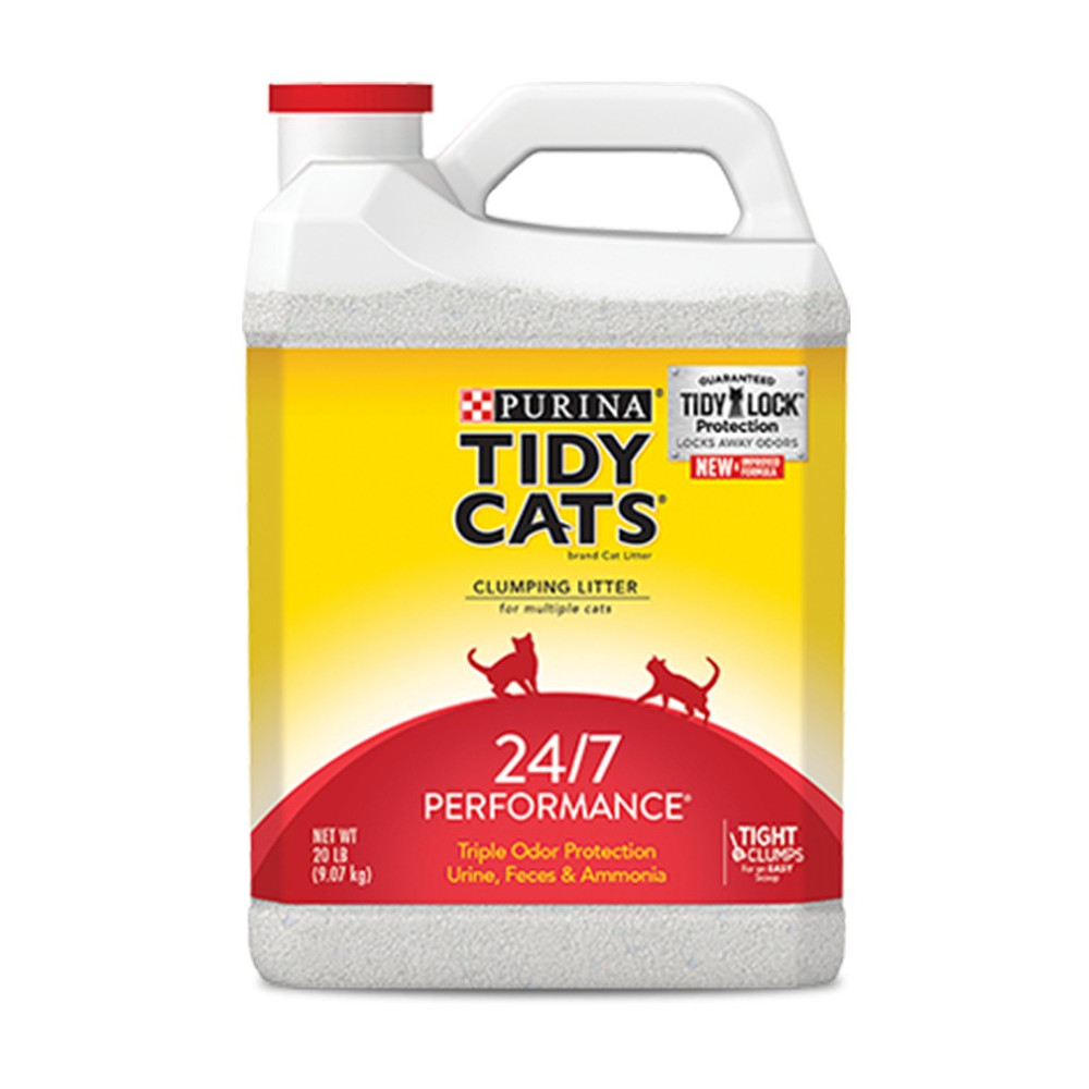 Areia Tidy Cats 24/7 Performance 6.35Kg