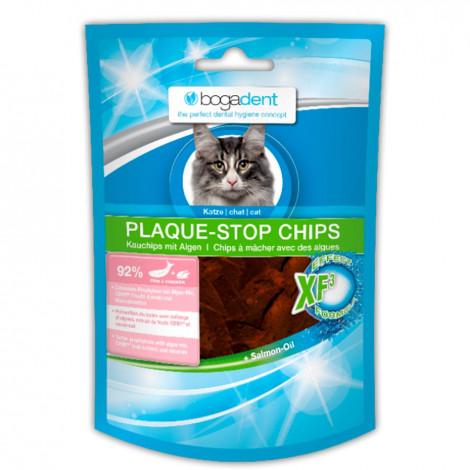 Bogadent® Gato Placa Stop Chips de Peixe