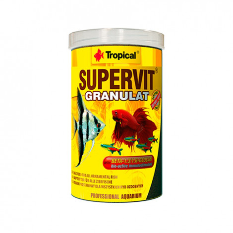 Tropical - Supervit Granulat 1000ml
