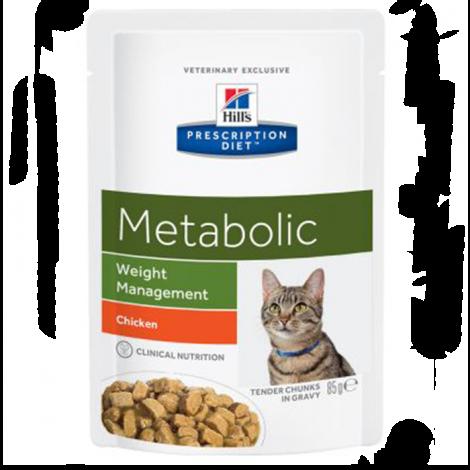 Hill's Feline - Metabolic 85gr