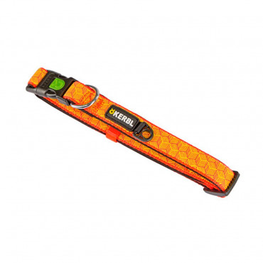 Coleira reflectora 40-55cm/20mm