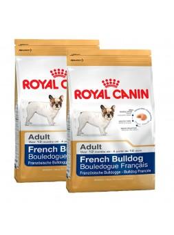 2 Sacos Royal Canin - French Bulldog 9Kg