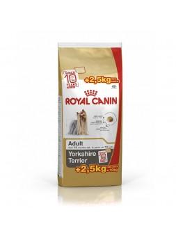 Royal Canin - Yorkshire Terrier 7.5Kg + 2.5Kg Oferta  (Fidelização - Compre 8 Sacos + 1 Oferta)