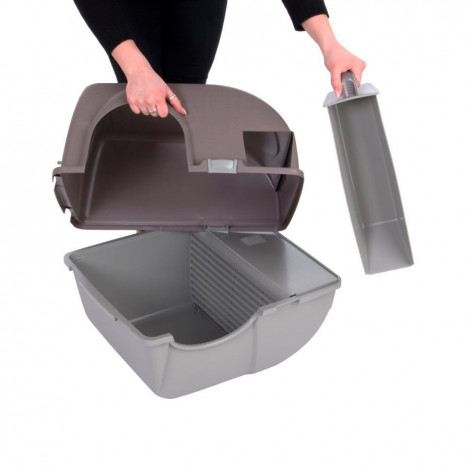 Omega Paw Roll N'Clean Litter Box
