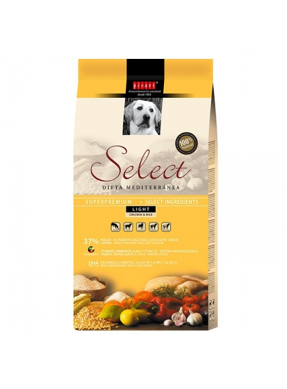 SELECT DOG Super Premium - Light