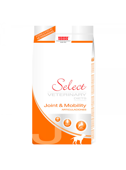 SELECT DOG VD - Joint & Mobility - Articulações