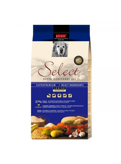 SELECT DOG Super Premium - Senior