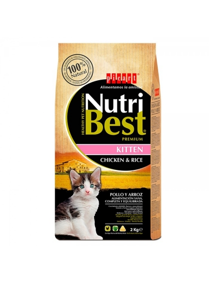 Nutribest Premium - Kitten 2Kg
