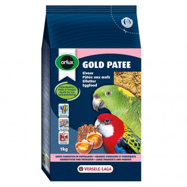 Versele-Laga - Orlux Gold Patee Psítacideos 1Kg