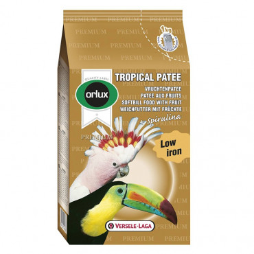 Versele-Laga - Orlux Tropical Patee Premium 1Kg