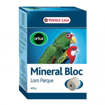 Orlux Mineral Bloc LoroPark 400Gr
