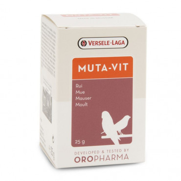 Versele-Laga - Oropharma Muta-Vit 25gr