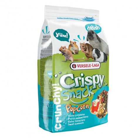 Alimento Crispy Snack Popcorn para roedores - Versele-Laga